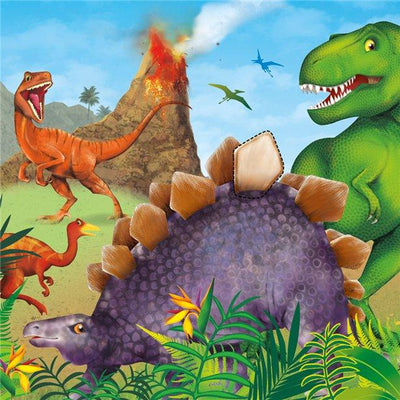 The Original Party Bag Company - Dinosaur Party Game - diadgame- The Original Party Bag Company
