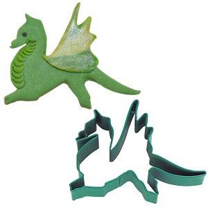 The Original Party Bag Company - Dragon Cookie Cutter - COOK074- The Original Party Bag Company