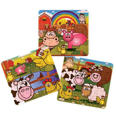 The Original Party Bag Company - Farm Jigsaw Puzzle - farmpuzzle- The Original Party Bag Company