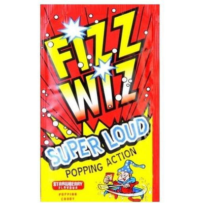 The Original Party Bag Company - Fizz Wizz Strawberry - OPBFWS- The Original Party Bag Company