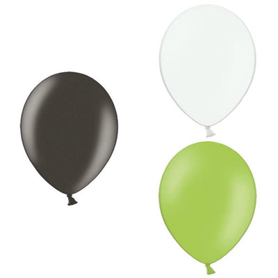The Original Party Bag Company - Football Themed Balloons (Pk12) - footballbm- The Original Party Bag Company