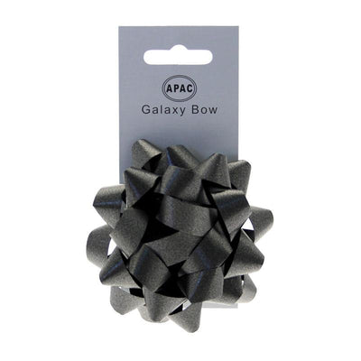 The Original Party Bag Company - Galaxy Bow Black - 118465- The Original Party Bag Company