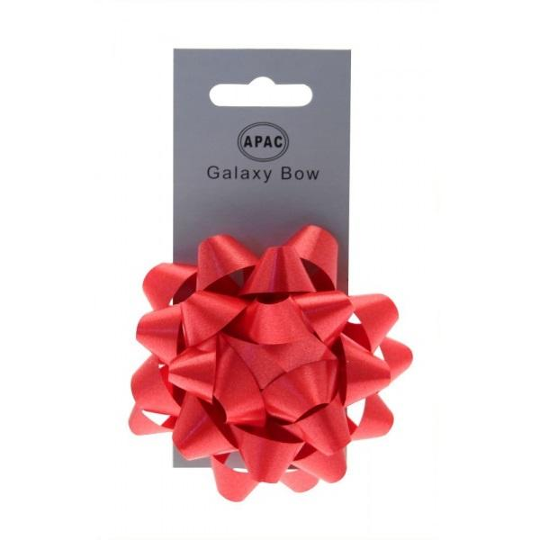 The Original Party Bag Company - Galaxy Bow Red - 118475- The Original Party Bag Company