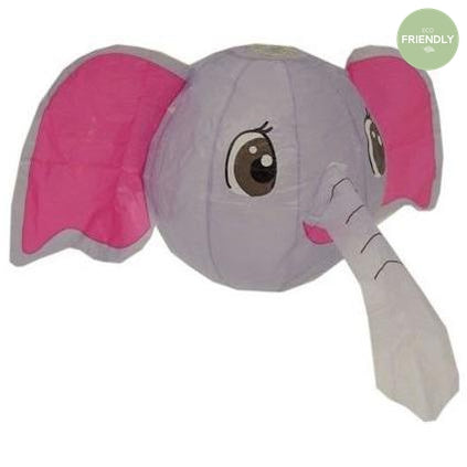 The Original Party Bag Company - Japanese Paper Elephant Balloon - JP-BAL-0001- The Original Party Bag Company