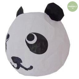 The Original Party Bag Company - Japanese Paper Panda Balloon - JP-BAL-0010- The Original Party Bag Company