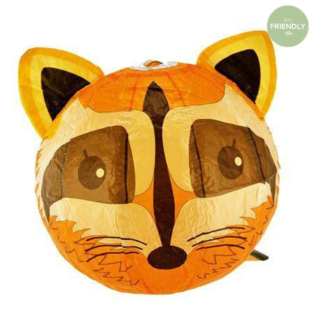 The Original Party Bag Company - Japanese Paper Raccoon Balloon - jp-bal-0026- The Original Party Bag Company