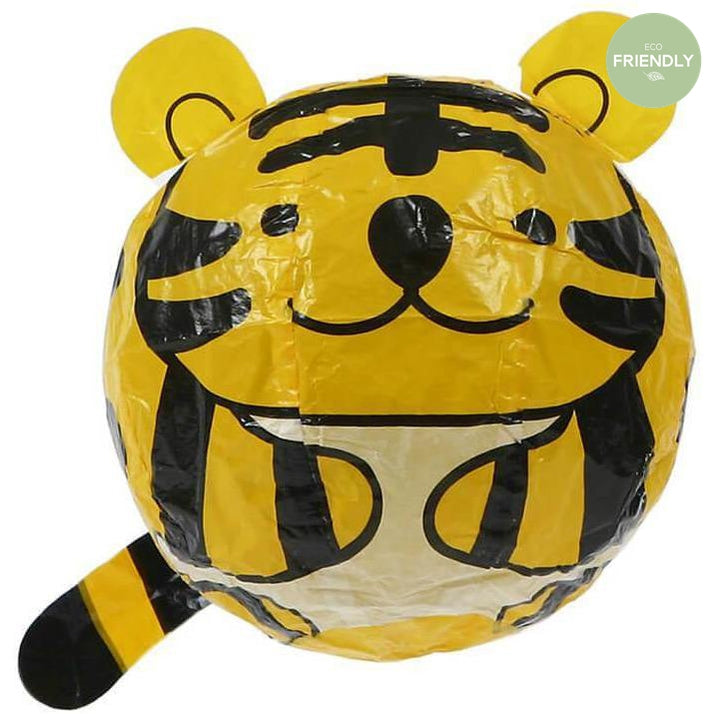 The Original Party Bag Company - Japanese Paper Tiger Balloon - JP-BAL-0012- The Original Party Bag Company