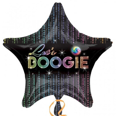 The Original Party Bag Company - Lets Boogie Balloon - TF2745801- The Original Party Bag Company