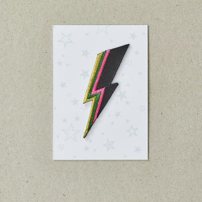 The Original Party Bag Company - Light Bolt Patch - ip-pat-0008- The Original Party Bag Company