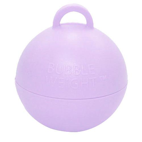 The Original Party Bag Company - Lilac Bubble Weight - bubbleweightlilac- The Original Party Bag Company