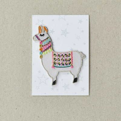 The Original Party Bag Company - Llama Patch - ip-pat-0021- The Original Party Bag Company
