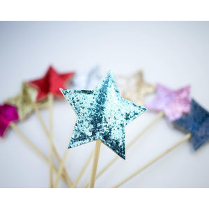 The Original Party Bag Company - Luxury Star Cake Topper - - The Original Party Bag Company