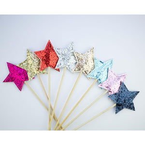 The Original Party Bag Company - Luxury Star Cake Topper - startopbb- The Original Party Bag Company