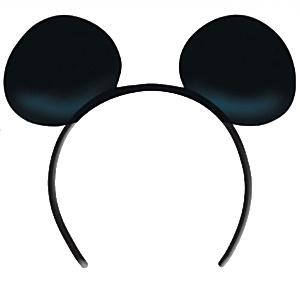 The Original Party Bag Company - Mickey Mouse Felt Party Ears - HATSMOUSE- The Original Party Bag Company