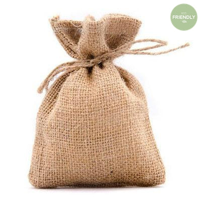 The Original Party Bag Company - Natural Hessian Party Bag - MIX-BURLAPBAG- The Original Party Bag Company