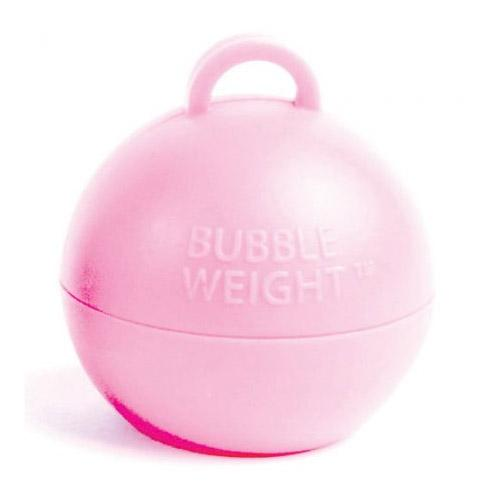 The Original Party Bag Company - Pale Pink Bubble Weight - BW020- The Original Party Bag Company