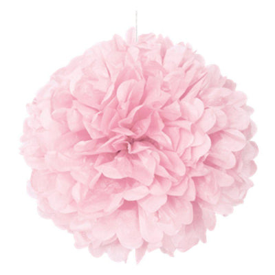 The Original Party Bag Company - Pale Pink Pom Pom - CR63200- The Original Party Bag Company