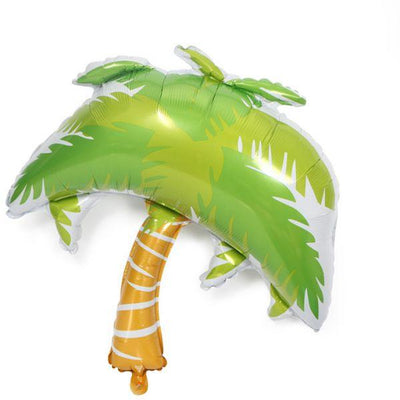 The Original Party Bag Company - Palm Tree Foil Balloon - 85329P- The Original Party Bag Company