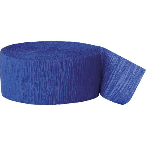 The Original Party Bag Company - Paper Streamer Blue - STRECBLUOP- The Original Party Bag Company