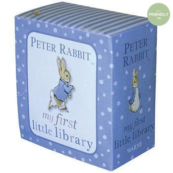 The Original Party Bag Company - Peter Rabbit My First Library - PO9100- The Original Party Bag Company
