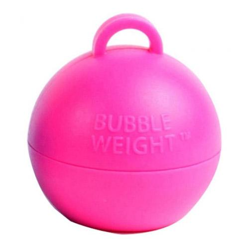 The Original Party Bag Company - Pink Bubble Weight - BW012- The Original Party Bag Company