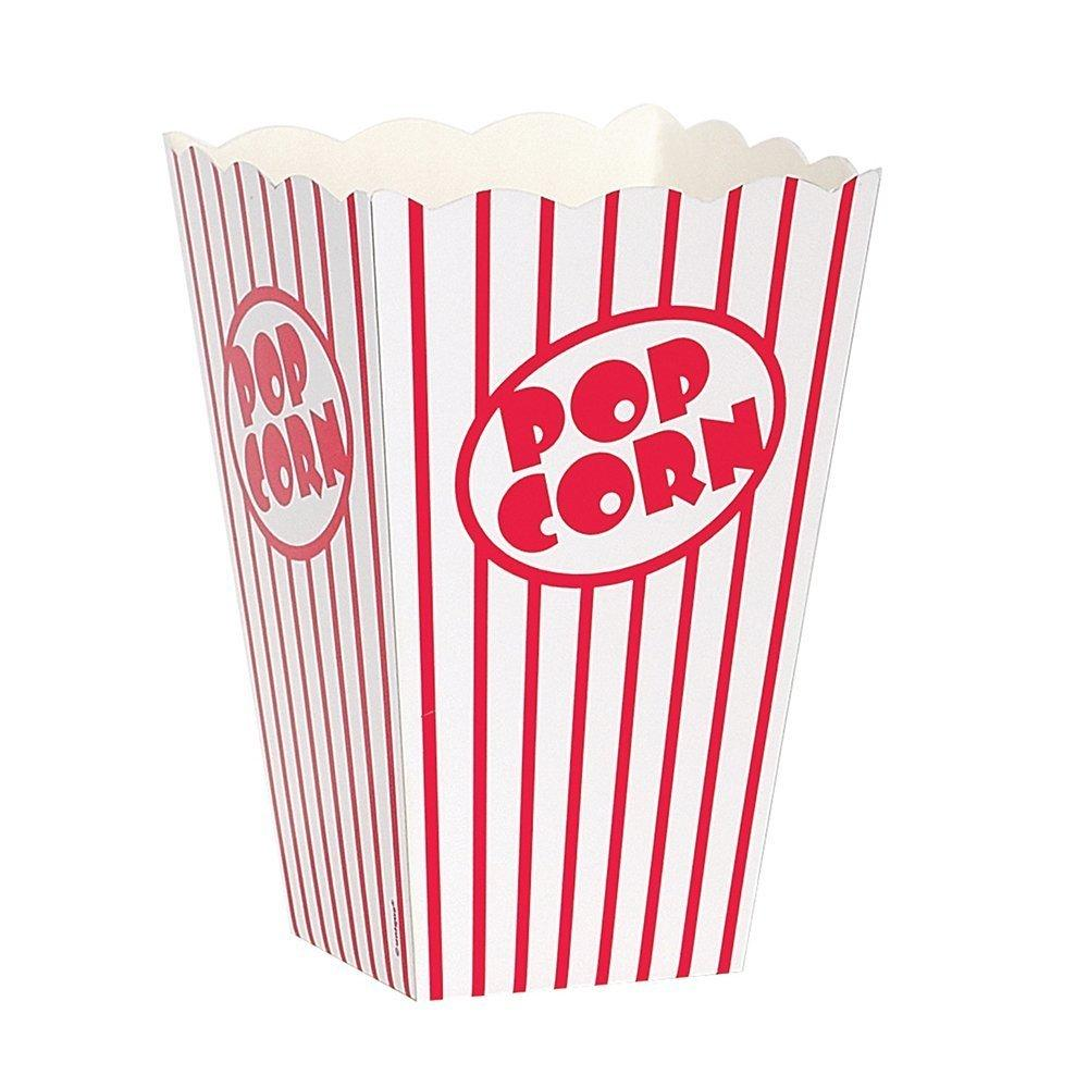 The Original Party Bag Company - Popcorn Boxes (Pk10) - tf01292- The Original Party Bag Company