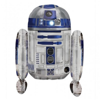 The Original Party Bag Company - R2D2 Star Wars Balloon - 3039901- The Original Party Bag Company