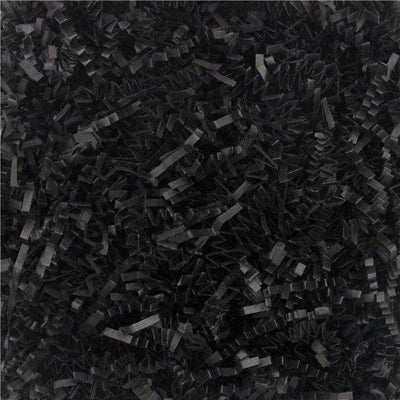 The Original Party Bag Company - Shredded Tissue Paper Black - 121047- The Original Party Bag Company