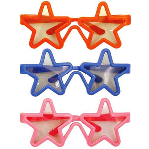 The Original Party Bag Company - Silly Shades - RW169HB670-star- The Original Party Bag Company