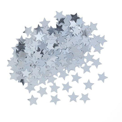 The Original Party Bag Company - Silver Star Confetti - TF9900490- The Original Party Bag Company