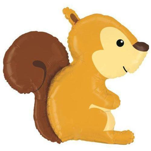 The Original Party Bag Company - Squirrel Balloon - 35177P- The Original Party Bag Company