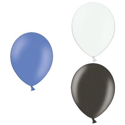 The Original Party Bag Company - Star Wars Themed Balloons (Pk12) - starwarsbm- The Original Party Bag Company