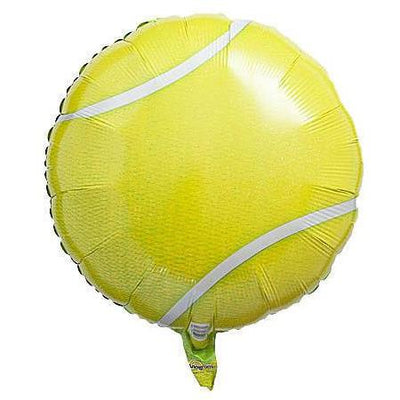 The Original Party Bag Company - Tennis Ball Foil Balloon - TF21893- The Original Party Bag Company