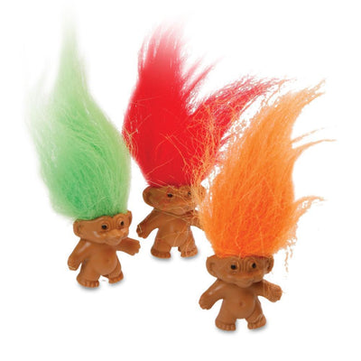 The Original Party Bag Company - Troll Figure - pbtrolls- The Original Party Bag Company