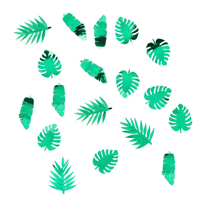 The Original Party Bag Company - Tropical Leaf Confetti - HBTH104- The Original Party Bag Company