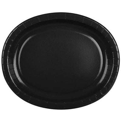 The Original Party Bag Company - Value Black Serving Platter - CR32079- The Original Party Bag Company