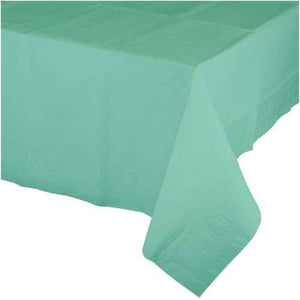 The Original Party Bag Company - Value Paper Mint Tablecover - minttable- The Original Party Bag Company