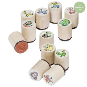 The Original Party Bag Company - Wild Animal Stamp - 15363- The Original Party Bag Company