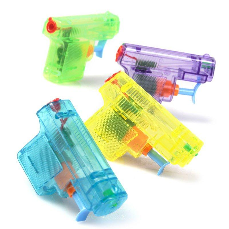 Tobar - Mini Water Pistol - 10482- The Original Party Bag Company