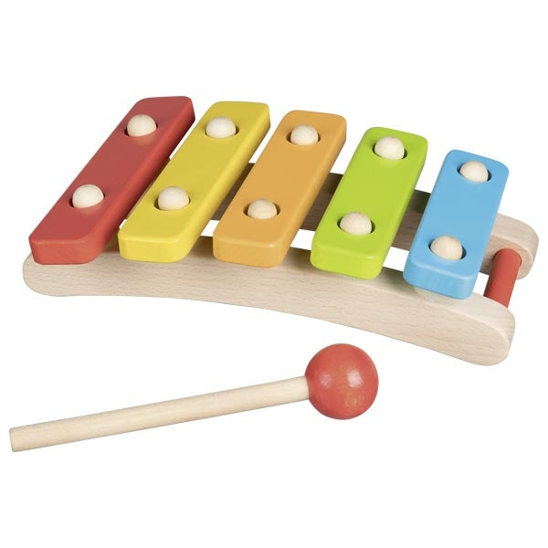 Multicoloured Wooden Xylophone