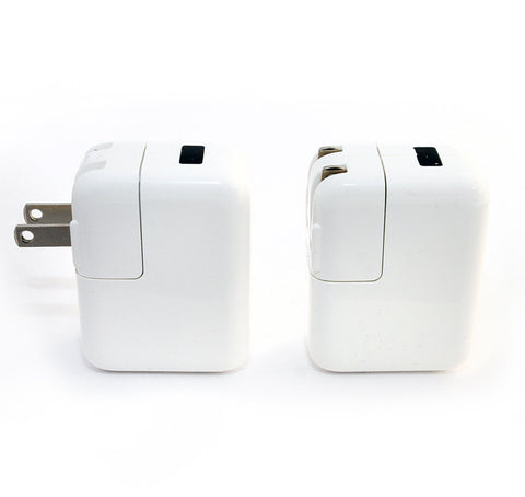 Dual USB Port Wall Charger for Smartphone and Tablet - CreatePros, LLC - 2