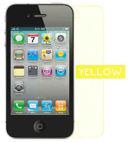 NEONTUFF Unbreakable Protection for your iPhone 4, 4S - CreatePros, LLC - 4
