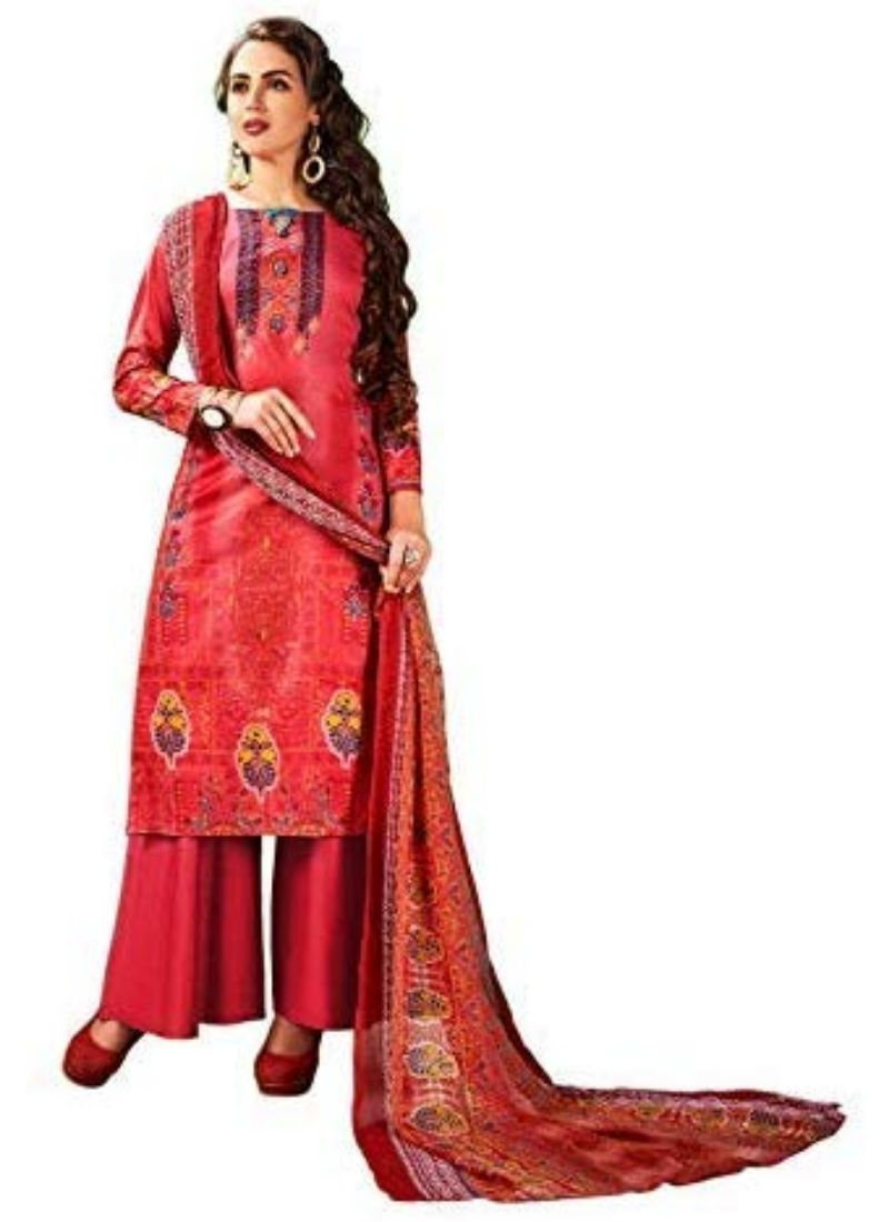 Generic Women's Cotton Salwar Material