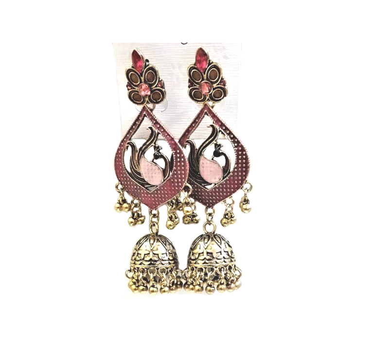 Amazing Antique Rajasthani Earrings