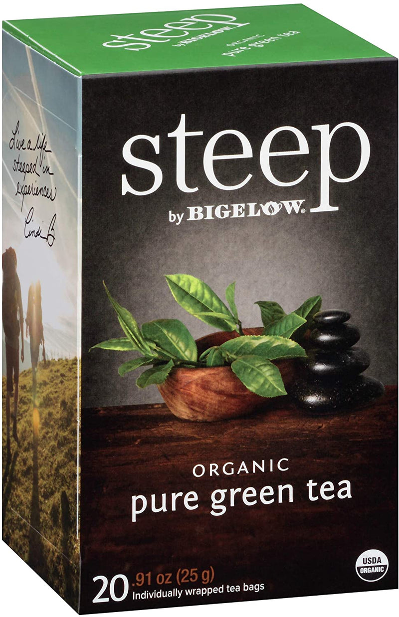 Organic Pure Green tea 20 bags