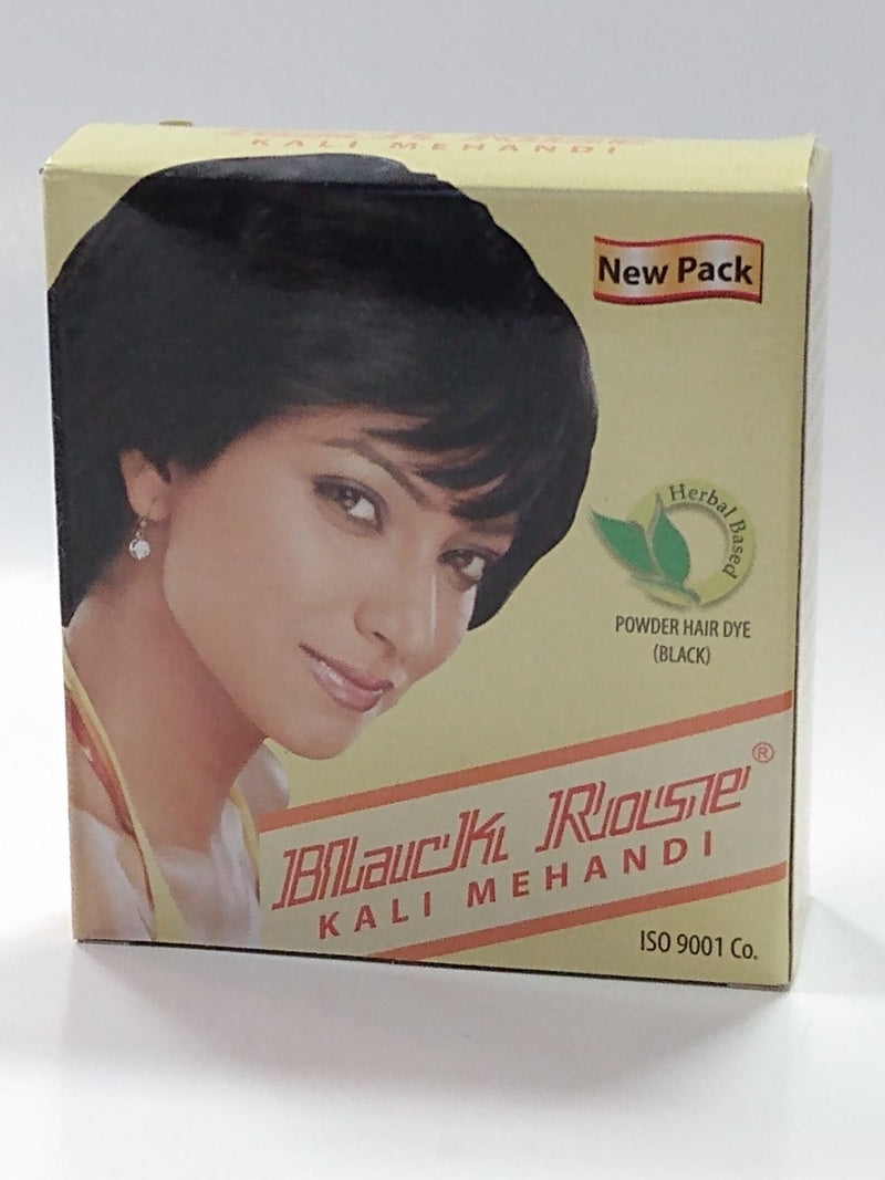 Black Rose Kali Mehandi 50 gm
