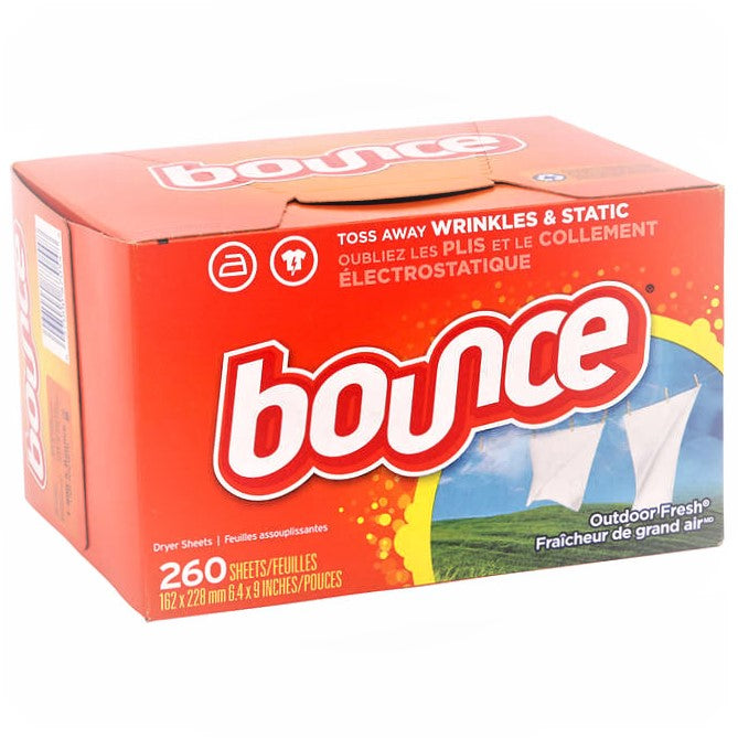 Bounce Dryer Sheets 260 Count