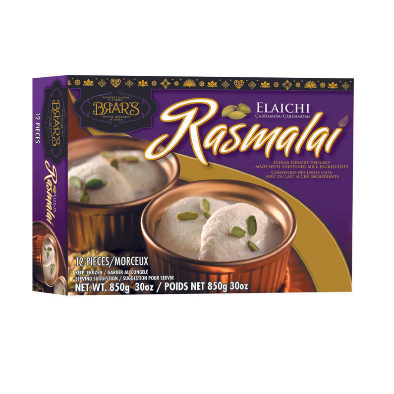 Brar's Rasmalai (12 pieces)