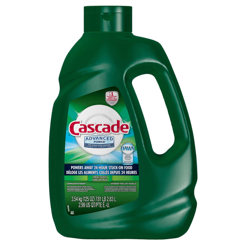 Cascade Advanced Power Dishwasher Detergent