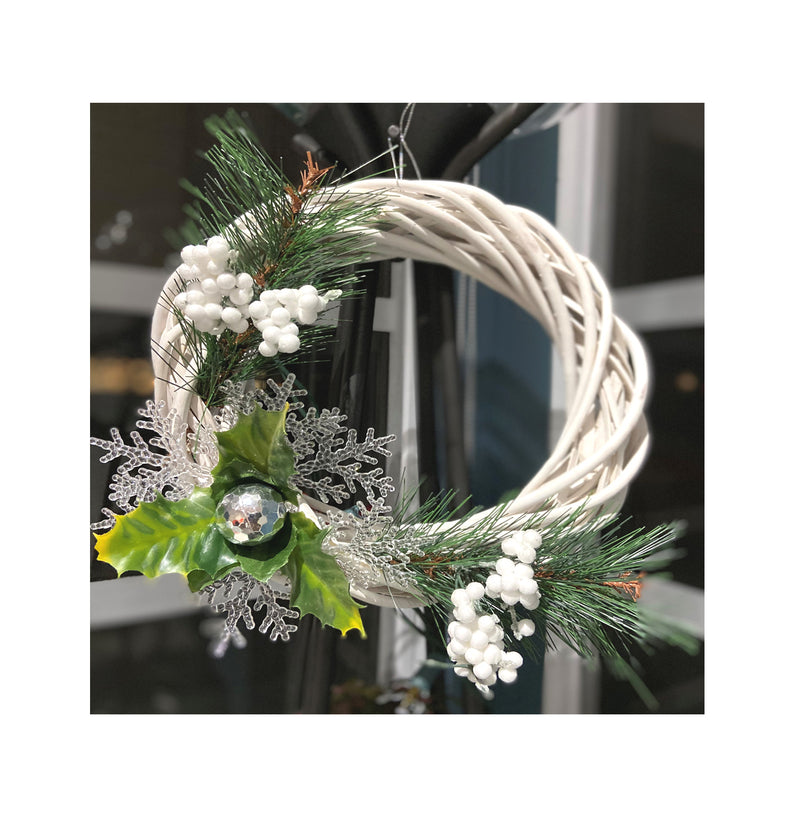Christmas Wreaths Holiday Door Wreath